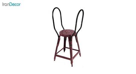 چهارپایه فلزی جفت حائل کد 135 از نهال سان