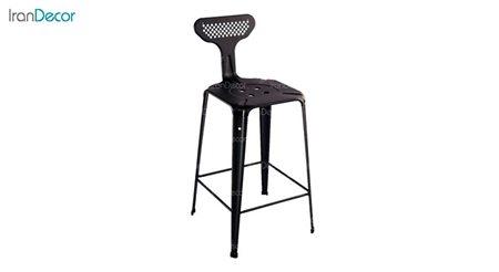 صندلی فلزی مدل بیتا کد 122 از نهال سان