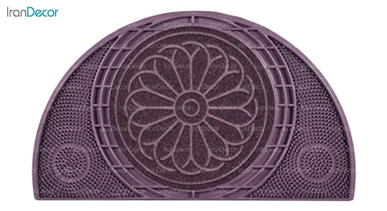 پادری مدل خورشید با گل برجسته طرح گل کد 4009 از بابل
