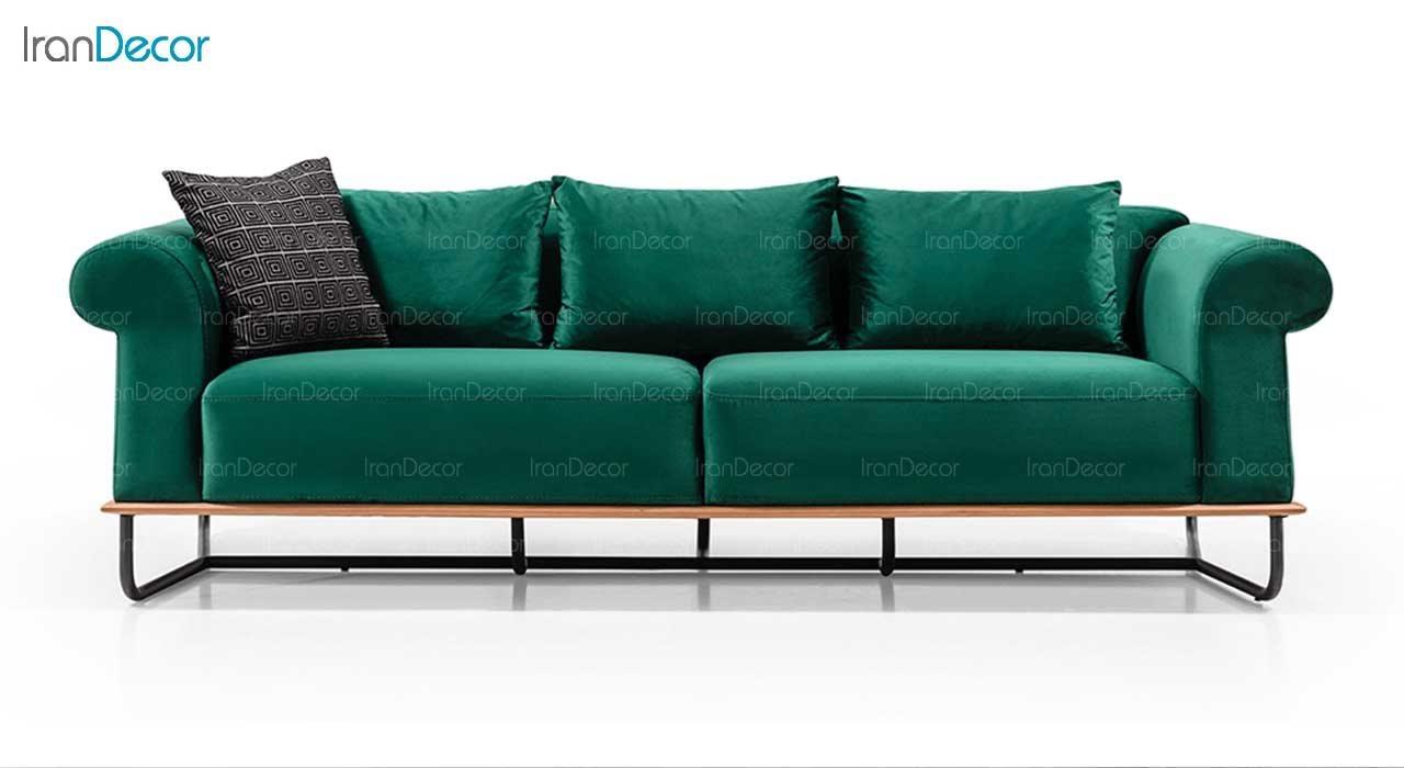 کاناپه راحتی سه نفره مدل پلاتین از پاپلی جیووانی