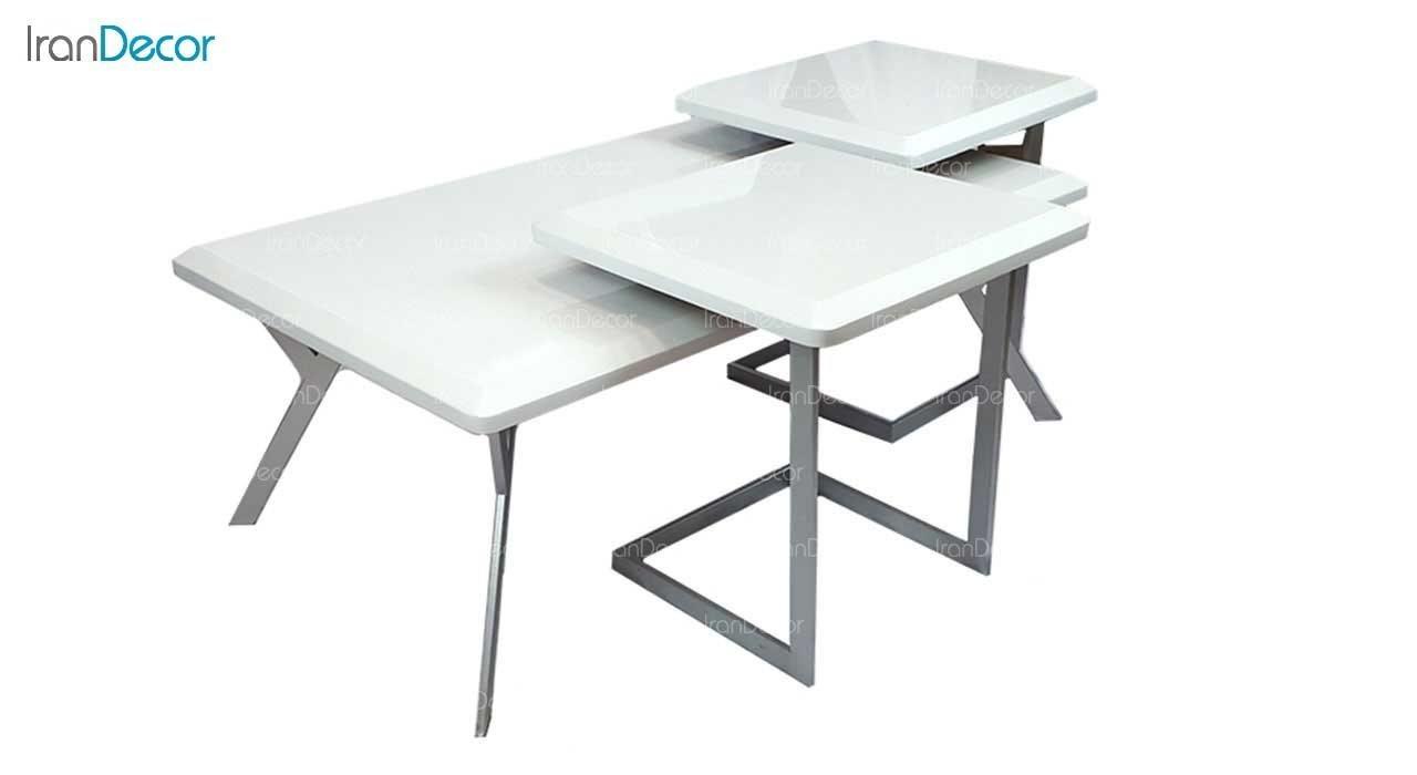 میز جلو مبلی مستطیل مدل cft-25