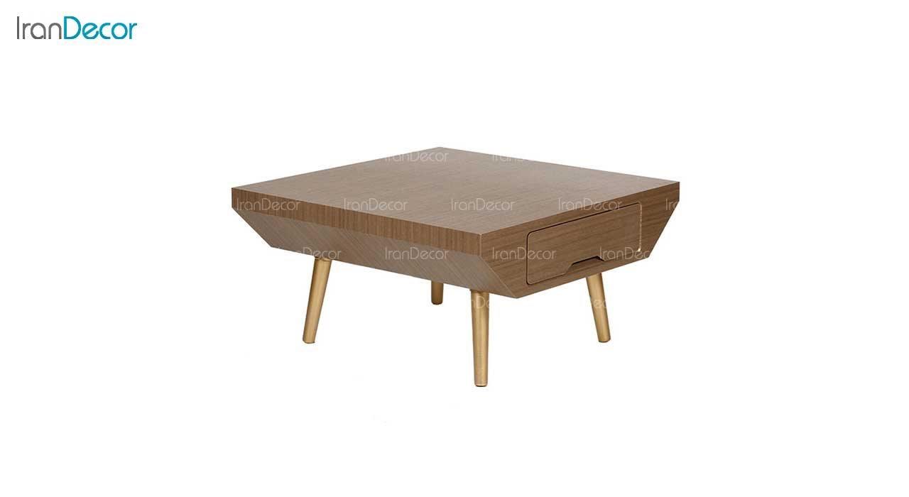 میز جلو مبلی مربع مدل CFT-18-K-OL-N