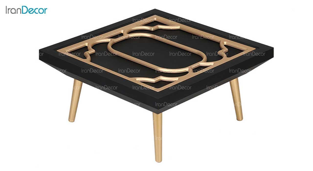 میز جلو مبلی مربع مدل CFT-18-OL