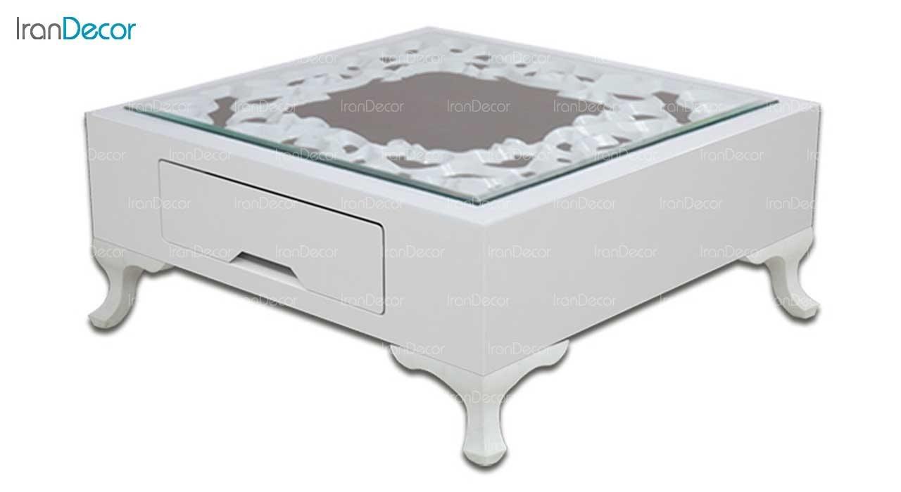 میز جلو مبلی مربع مدل CFT-1-K