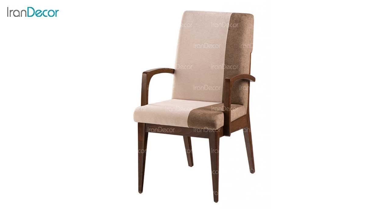 صندلی دسته دار مدل شبنم از فاما