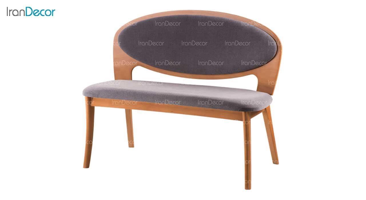 نیمکت چوبی مدل ارکیده از فاما