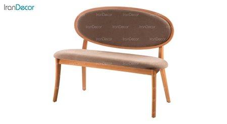 نیمکت چوبی مدل کارن از فاما