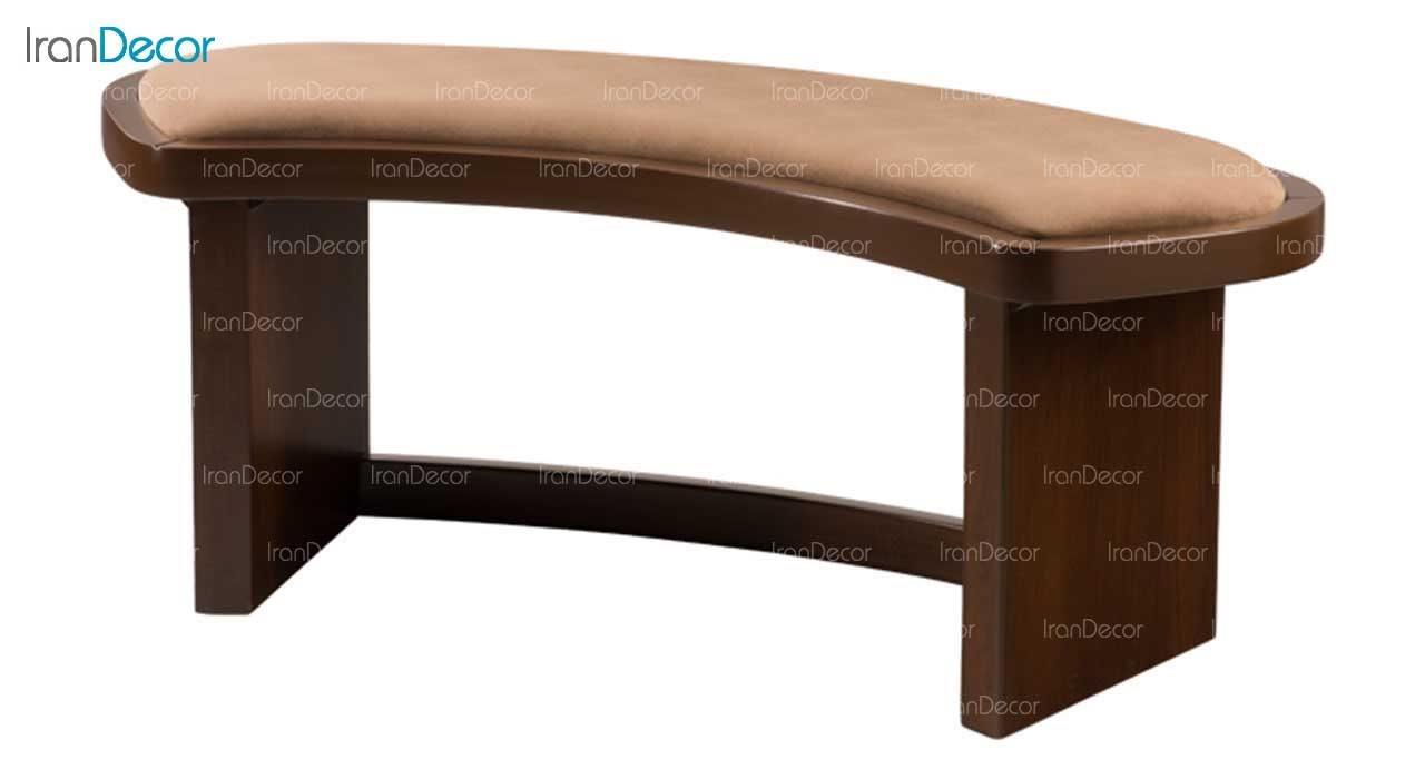 نیمکت چوبی مدل یاس از فاما