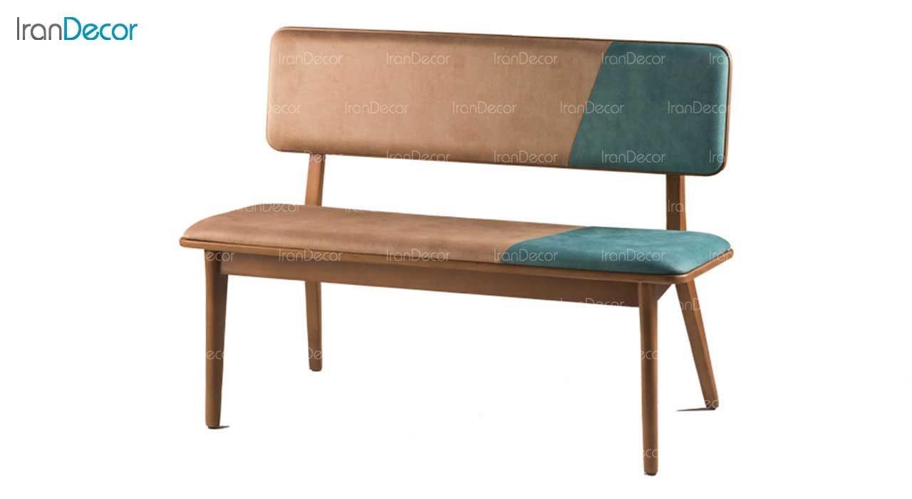 نیمکت چوبی مدل النا از فاما