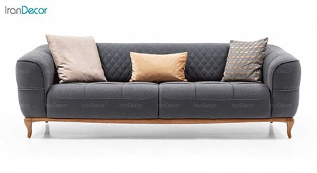 کاناپه راحتی سه نفره مدل پائولو F1 از پاپلی جیووانی