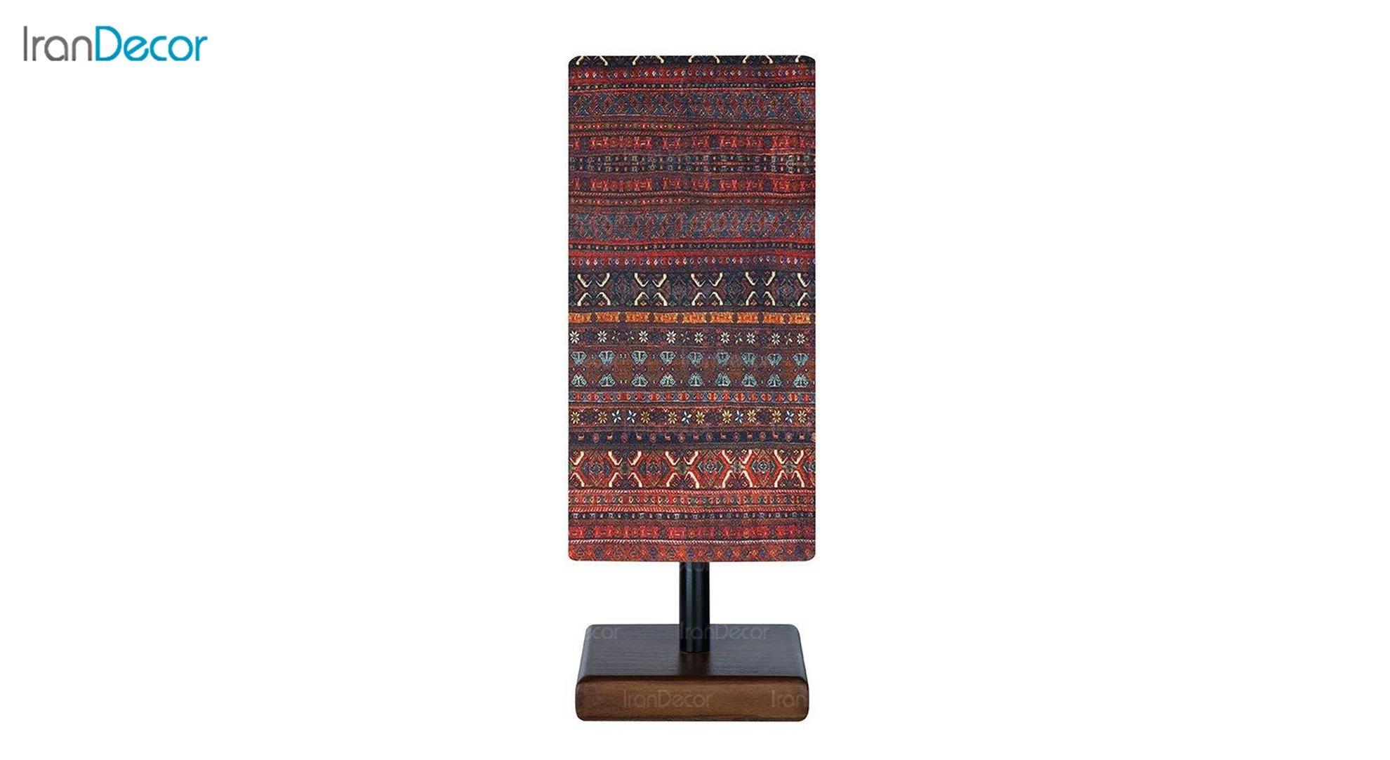 آباژور رومیزی چوبی مدل آرام MT703311