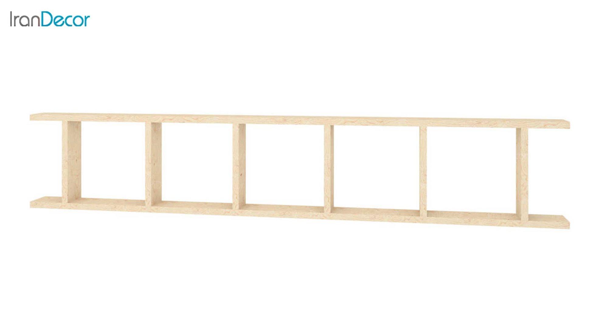 شلف و طبقه دیواری چوبی رومادون مدل 3028