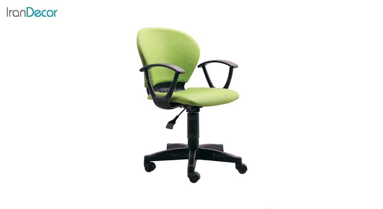صندلی کارمندی مدل صدفی ST32 از استیل هامون