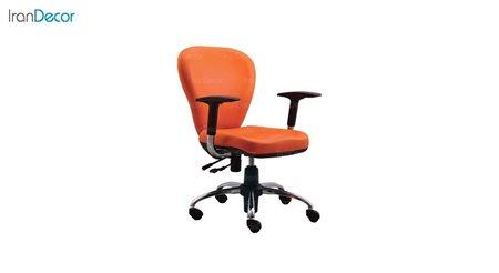 صندلی کارمندی مدل تابا T31-1 از استیل هامون
