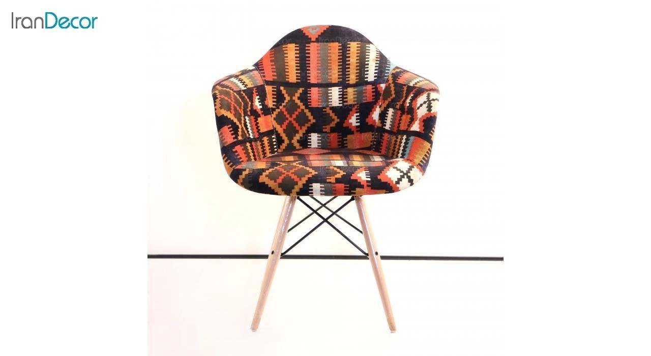 صندلی دسته دار ایمز مدل ایزی ETW از استیل هامون