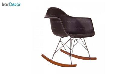 صندلی راک مدل ایزی ER مشکی از استیل هامون