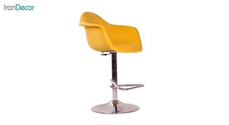 صندلی اپن دسته دار مدل ایزی ET51 از استیل هامون