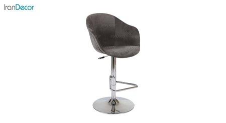 صندلی اپن دسته دار فلزی مدل کامفورت CT51 از استیل هامون