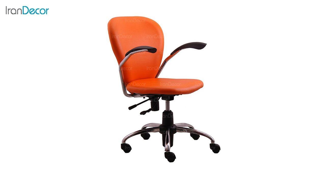 صندلی کارمندی مدل تابا T31-2 از استیل هامون