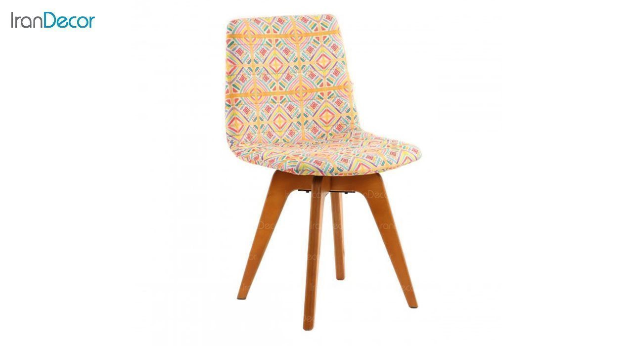 صندلی مدل فونیکس PHW-2 طرح دار از استیل هامون