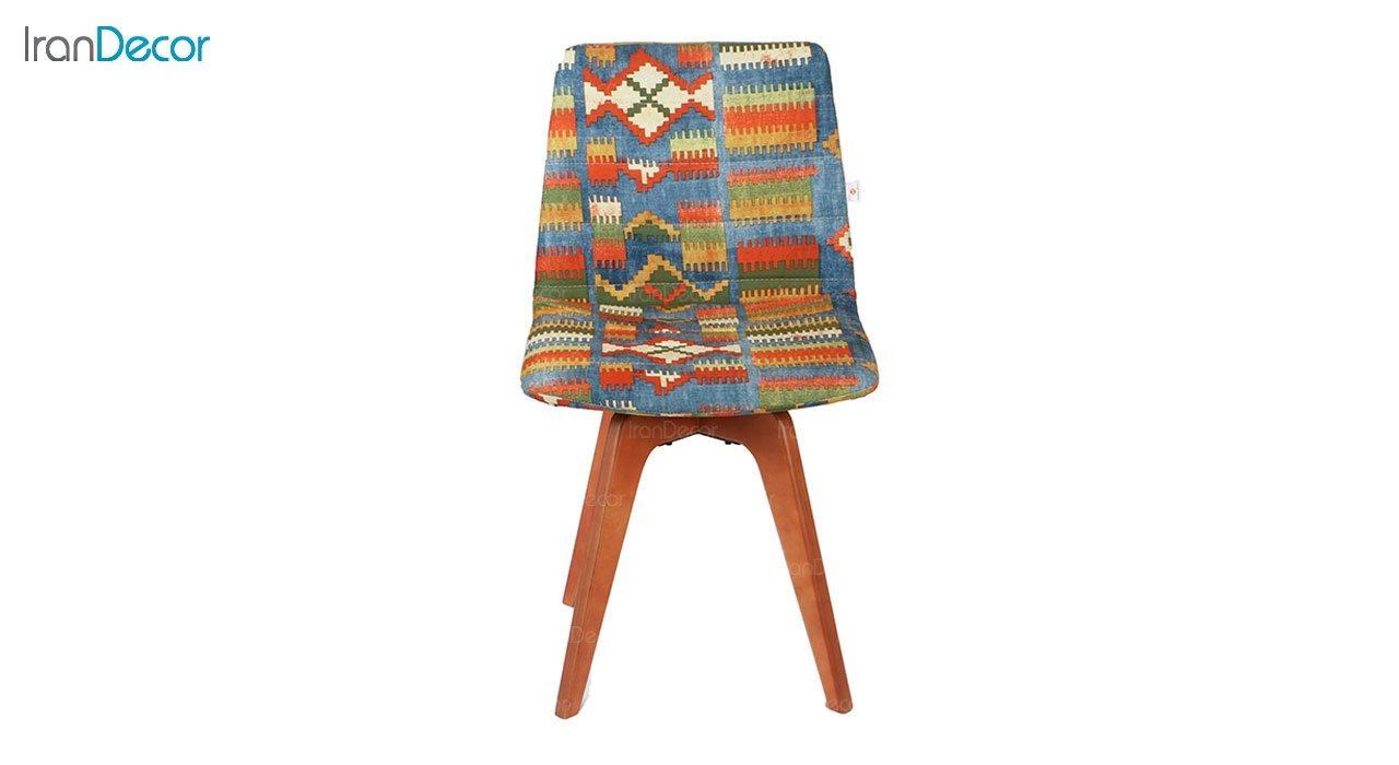 صندلی مدل فونیکس PHW-1 طرح دار از استیل هامون