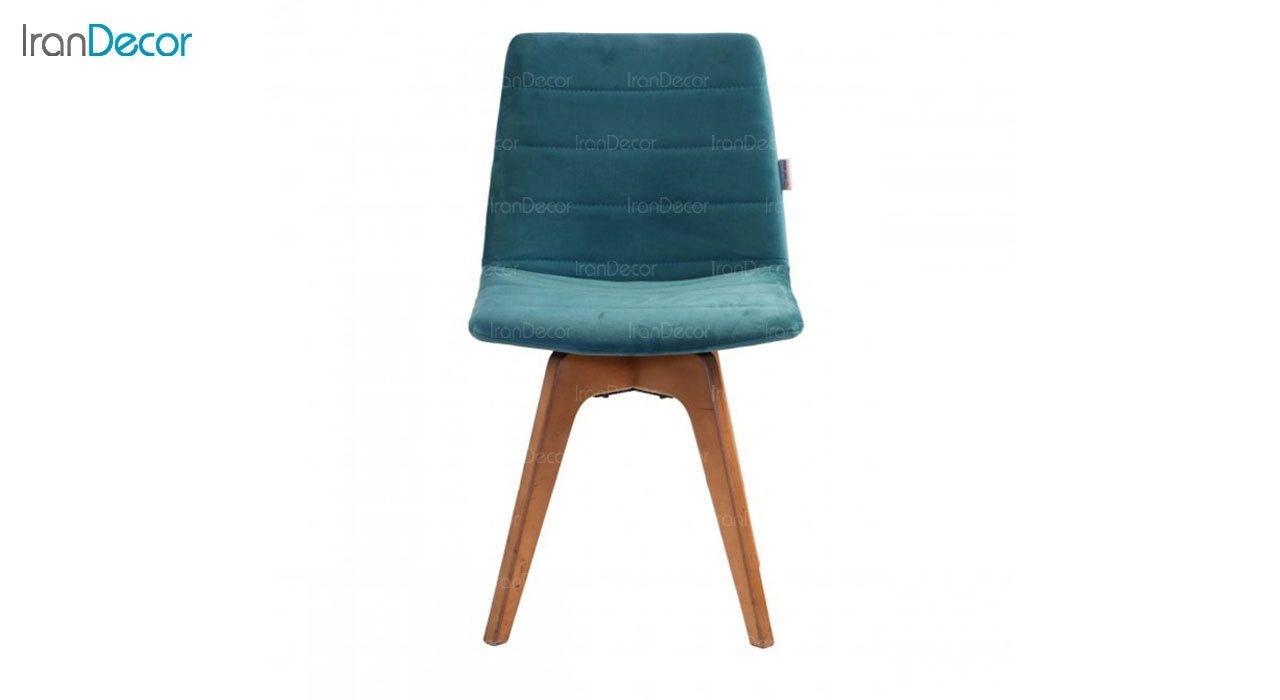 صندلی مدل فونیکس PHW سبز از استیل هامون