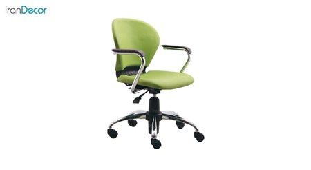 صندلی اپراتوری گردان مدل صدف ST31 از استیل هامون