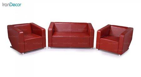 کاناپه دو نفره مدل صوفی SO1 از استیل هامون