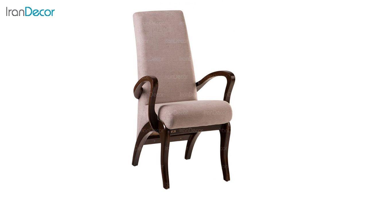 صندلی دسته دار مدل بومرنگ از فاما
