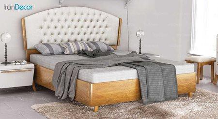تخت خواب دو نفره مدل آرمان