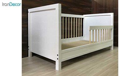 تخت خواب نوزاد طرح ایکیا مدل سفیر