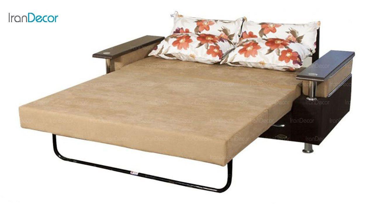 مبل تختخواب شو مدل آتوسا از مبلمان سیب