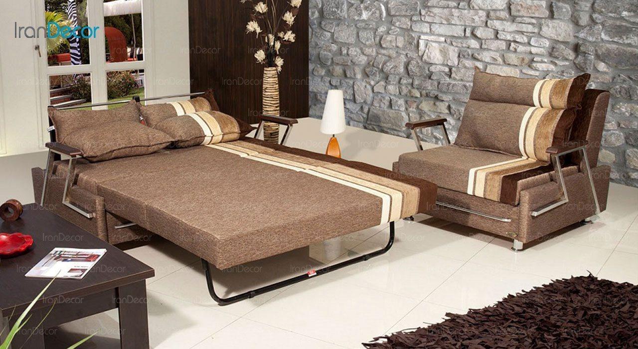 مبل تختخواب شو مدل لیبرا از مبلمان سیب