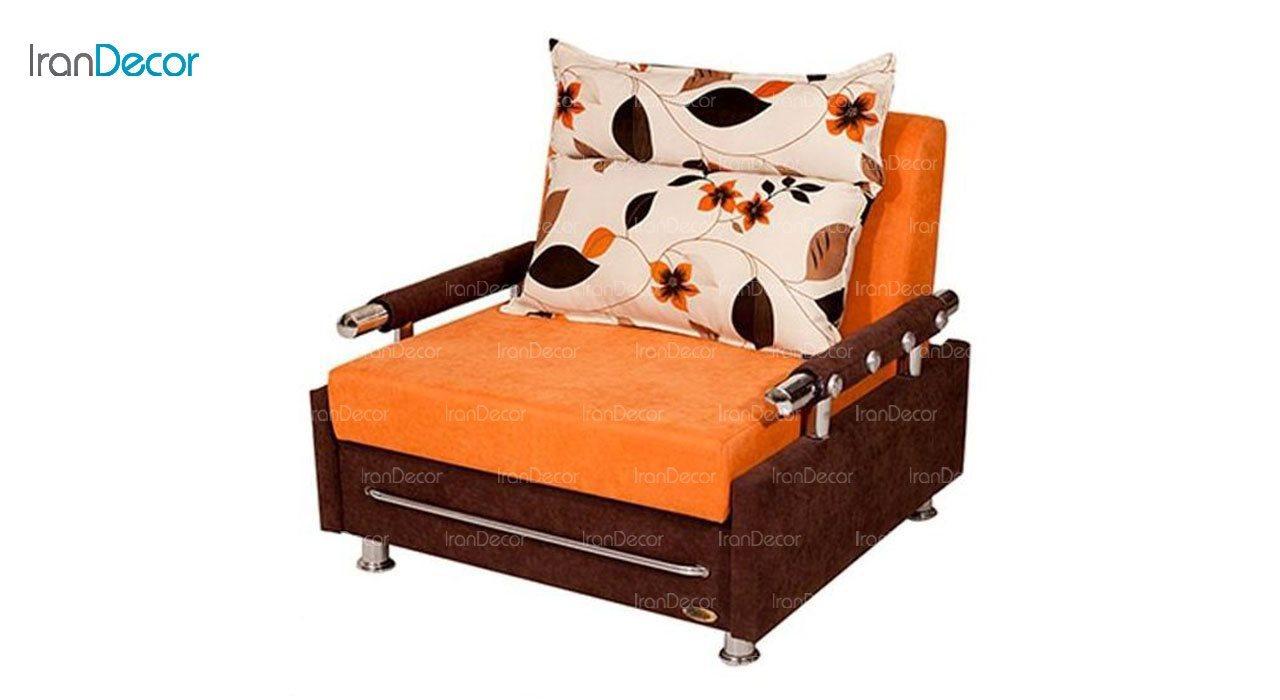 مبل تختخواب شو مدل ویرگوریس از مبلمان سیب