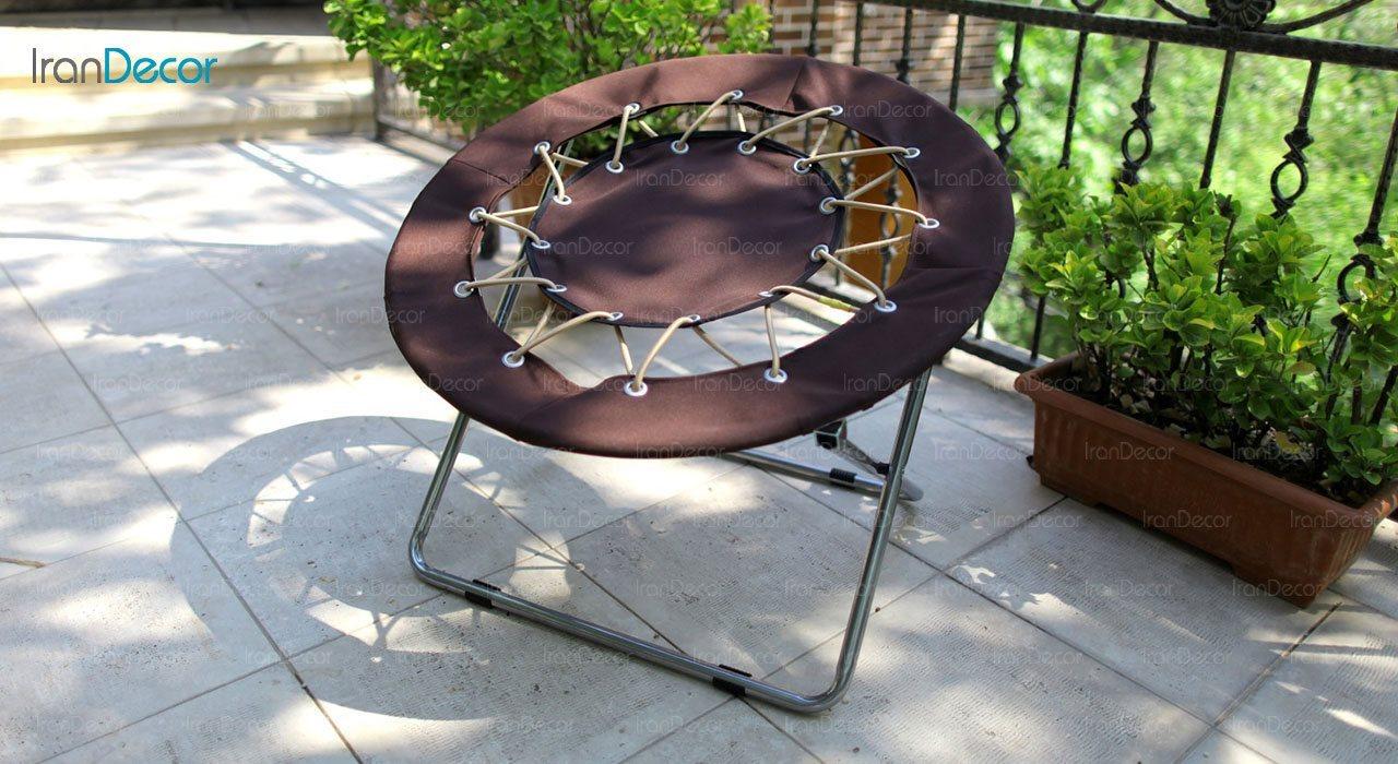 صندلی تاشو مدل بانجی 1 از مبلمان سیب