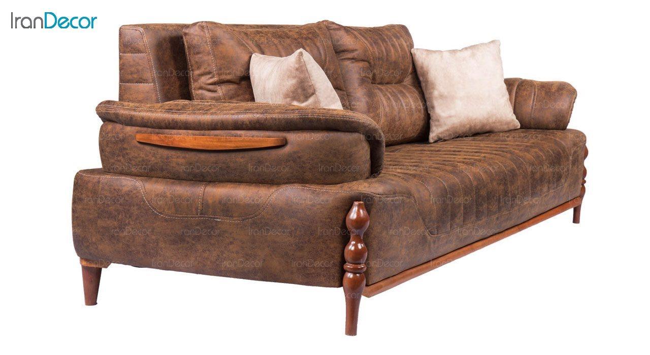 کاناپه راحتی سه نفره مدل ژینو