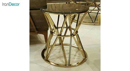 میز سنگی عسلی مدرن لافت مدل اسلاو