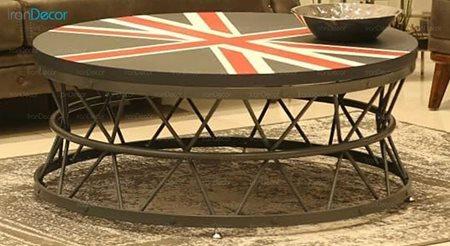 میز جلو مبلی مدرن لافت مدل برنلی