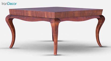 میز جلو مبلی مربع تولیکا مدل آنت