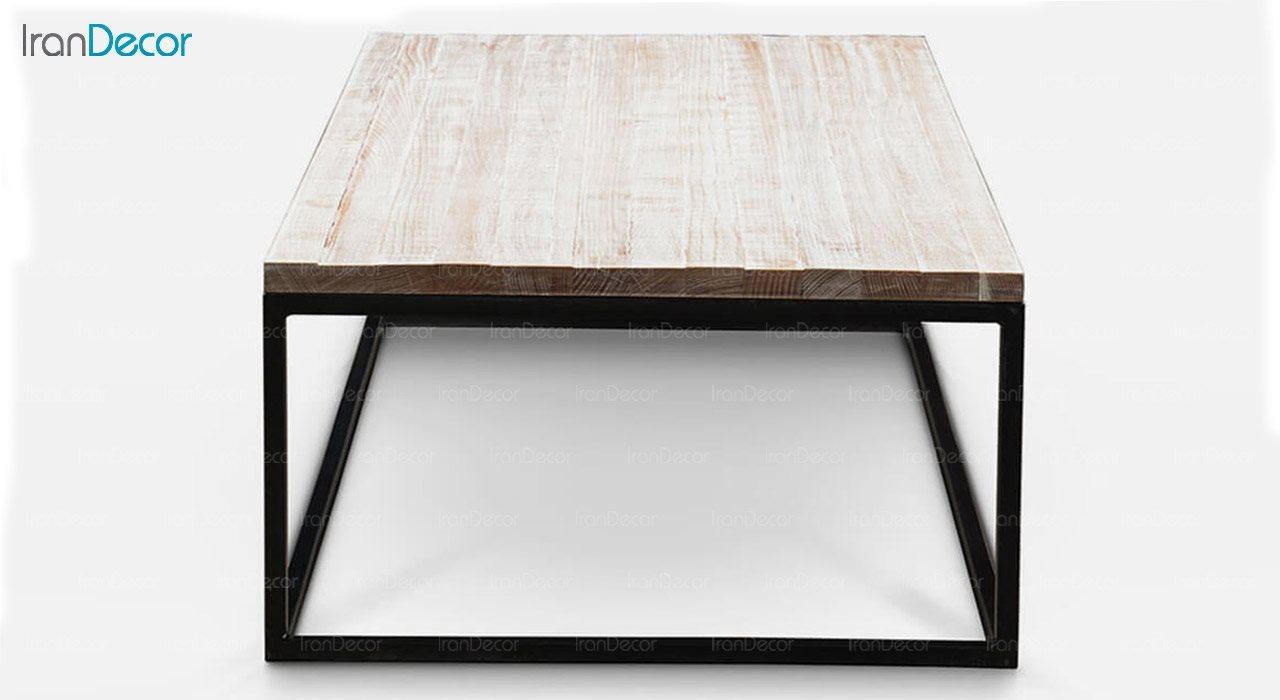 میز جلو مبلی مربع تولیکا مدل رونیکا