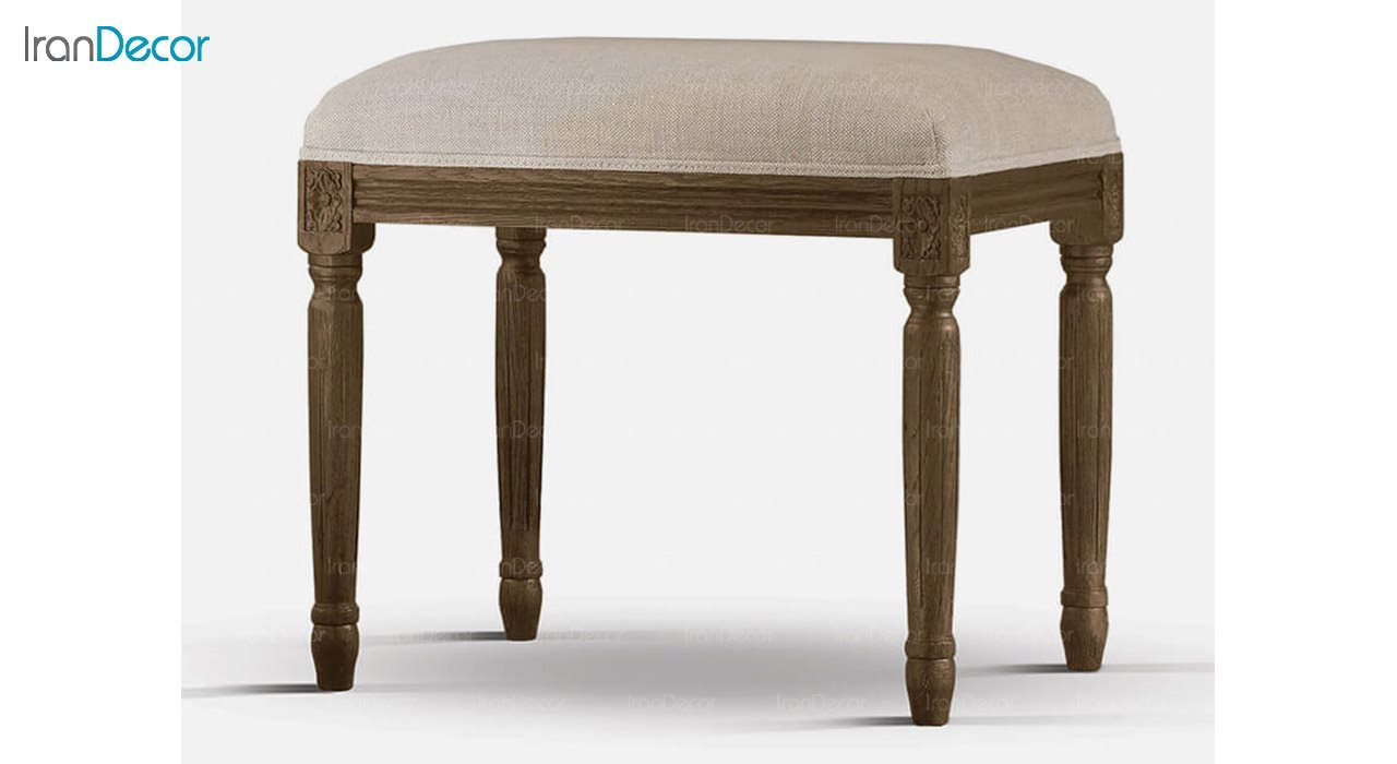 صندلی میز آرایش تولیکا مدل النا