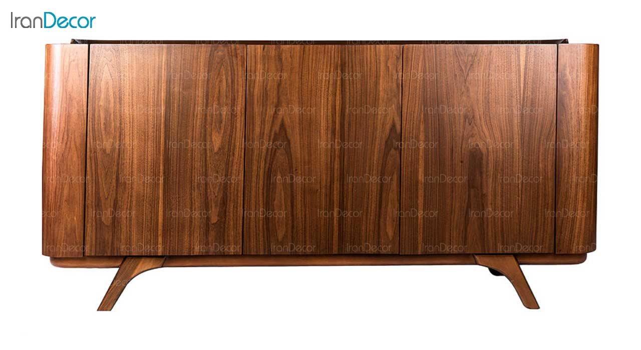 میز کنسول چوبی مدل اسکالا از پاپلی جیووانی