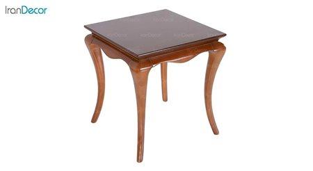 میز عسلی چوبی بِست مدل دیاموند