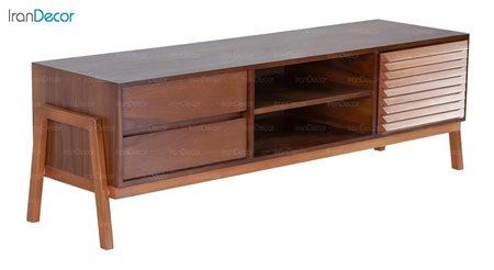 میز تلویزیون چوبی بِست مدل لیون