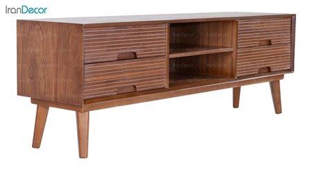 میز تلویزیون چوبی بِست مدل لاوین