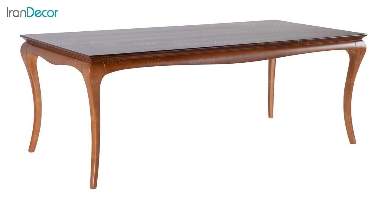 میز ناهار خوری چوبی بِست مدل دیاموند