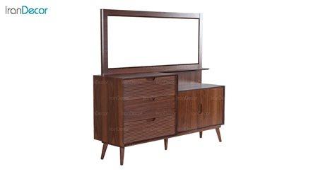 آینه کنسول چوبی بِست مدل لاوین