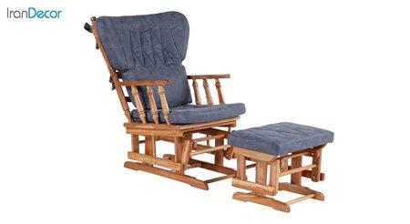 صندلی راک چوبی بِست