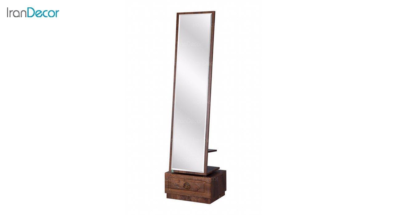 آینه قدی گردان پارس چوب مدل نارسیس