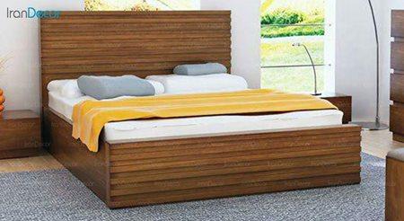 تخت خواب دو نفره مادرین مدل روژان